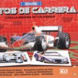 DISEÑA AUTOS DE CARRERA                    KSD-103
