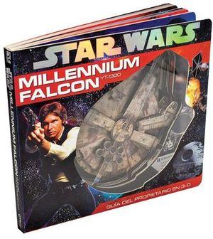 STAR WARS      (MILENNUM FALCON YT-1300)   KBM-110