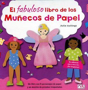 FABULOSO LIBRO DE LOS MUÑECOS DE PAPEL, EL KL-990