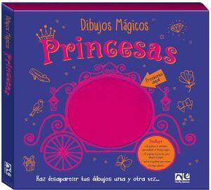 DIBUJOS MAGICOS -PRINCESAS-