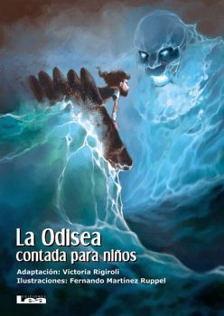 ODISEA, LA -CONTADA PARA NIÑOS-