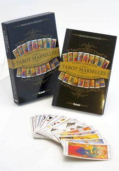 TAROT MARSELLES -CURSO COMPLETO-     (C/MAZO DE CARTAS)