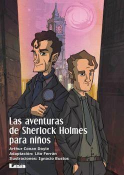 AVENTURAS DE SHERLOCK HOLMES PARA NIÑOS, LAS