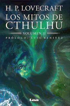 MITOS DE CTHULHU, LOS (VOLUMEN II)