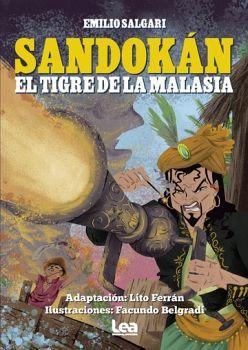 SANDOKAN -EL TIGRE DE LA MALASIA-