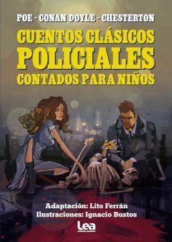 CUENTOS CLASICOS POLICIALES CONTADOS PARA NIÑOS