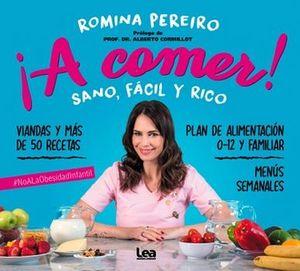 A COMER  -SANO, FACIL Y RICO-