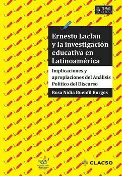 ERNESTO LACLAU Y LA INVESTIGACIÓN EDUCATIVA EN LATINOAMÉRICA