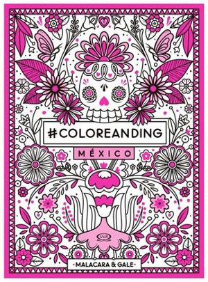 #COLOREANDING -MEXICO- (ROSA)