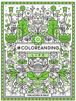 #COLOREANDING -LIFE-   (VERDE)