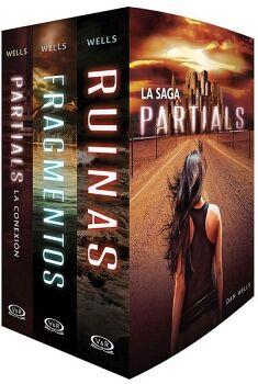 SAGA PARTIALS    (PAQUETE C/3 LIBROS)