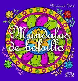 MANDALAS DE BOLSILLO -VIOLETA- (4)                            MOR