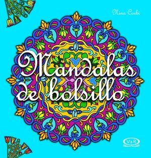 MANDALAS DE BOLSILLO -AZUL- (5)