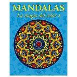 MANDALAS -LA MAGIA DEL COLOR-  2 (AZUL-C/MENSAJE P/REFLEXIONAR)