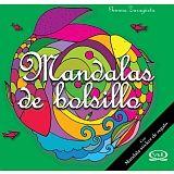 MANDALAS DE BOLSILLO -VERDE- (9)