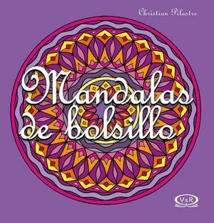 MANDALAS DE BOLSILLO -MORADO- (12)
