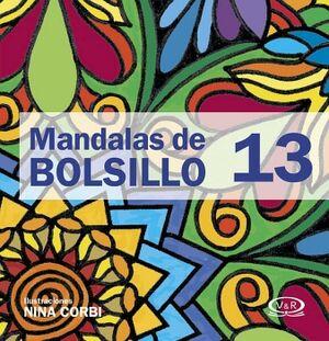 MANDALAS DE BOLSILLO 13