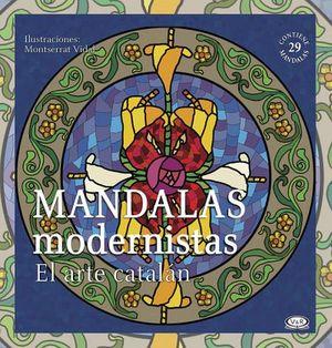 MANDALAS MODERNISTAS -EL ARTE CATALAN-