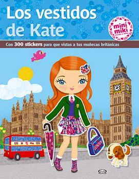 VESTIDOS DE KATE, LOS -MINI MIKI-