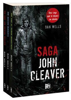 SAGA JOHN CLEAVER (PAQUETE C/3 LIBROS)