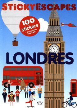 STICKYESCAPES -LONDRES-                   (C/STICKERS)