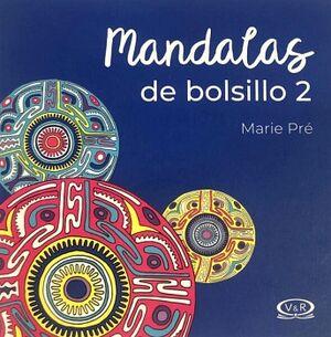 MANDALAS DE BOLSILLO -AZUL- (2/NVA.PRESENTACION)
