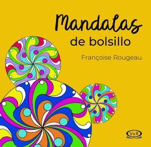 MANDALAS DE BOLSILLO -AMARILLO- (3/NVA.PRESENTACION)