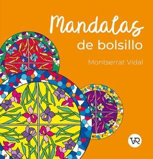 MANDALAS DE BOLSILLO -NARANJA- (6/NVA.PRESENTACION)
