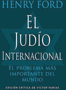 JUDIO INTERNACIONAL, EL                   (EMPASTADO)