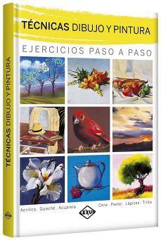 TECNICAS DE DIBUJO Y PINTURA   -GF-       (EMPASTADO)