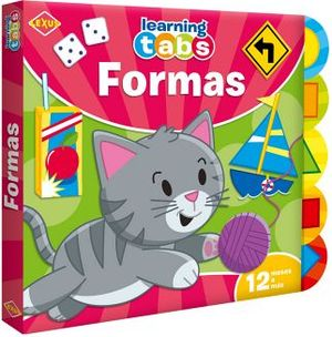 LEARNING TABS -FORMAS-   (LIBRO C/PESTAÑAS)