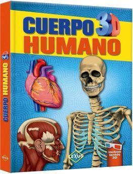 CUERPO HUMANO 3D                         (C/LENTES 3D/EMP.)