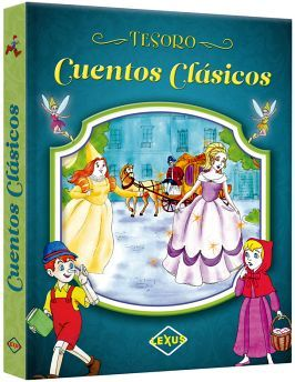 TESORO -CUENTOS CLASICOS-                (EMP.)