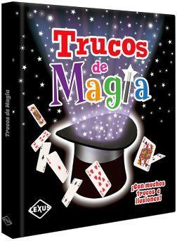 IMPRESIONANTES TRUCOS DE MAGIA (CAJA METALICA C/LIBRO Y ACCESOR.)