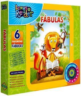 LEXUS READER (C/6 FABULAS)