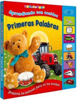 APRENDIENDO CON SONIDOS -PRIMERAS PALABRAS-