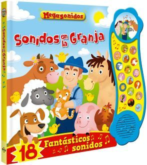 MEGASONIDOS -SONIDOS EN LA GRANJA-