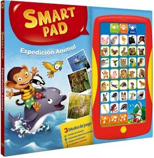 SMART PAD -EXPEDICION ANIMAL-             (LIBRO/PAD)