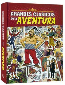 GRANDES CLASICOS DE LA AVENTURA           (EMPASTADO)