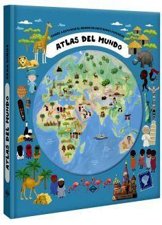 ATLAS DEL MUNDO                           (EMPASTADO)