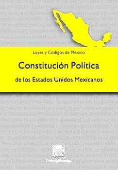 CONSTITUCION POLITICA DE LOS E.U.M. 186ED.