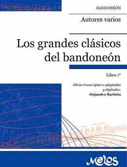BA11277 - LOS GRANDES CLÁSICOS DEL BANDONEÓN