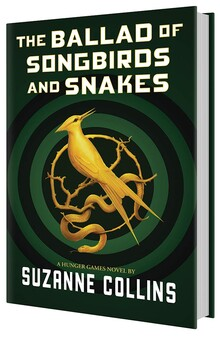 THE BALLAD OF SONGBIRDS AND SNAKES  -HARDCOVER-