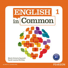 ENGLISH IN COMMON 1 MEL