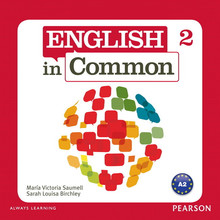 ENGLISH IN COMMON 2 MEL