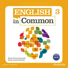 ENGLISH IN COMMON 3 MEL